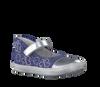 Blaue GATTINO Ballerinas G1477 - small