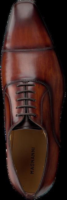 Cognacfarbene MAGNANNI Business Schuhe 12623 - large