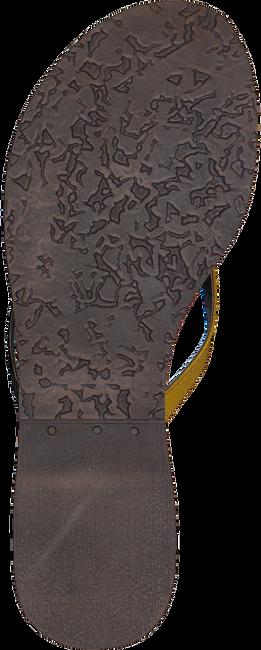 Gelbe LAZAMANI Pantolette 75.644  - large