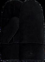 Schwarze WARMBAT Handschuhe MITTEN WOMEN  - medium