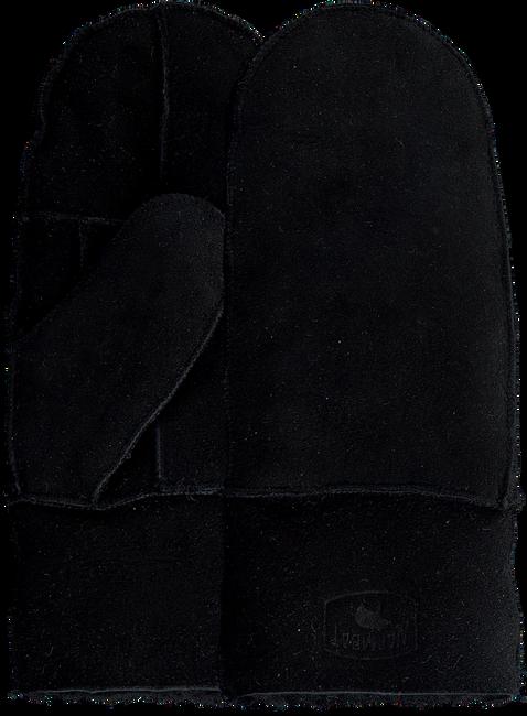Schwarze WARMBAT Handschuhe MITTEN WOMEN  - large
