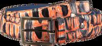 Orangene FLORIS VAN BOMMEL Gürtel 75203  - medium