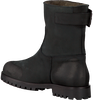 Schwarze OMODA Ankle Boots 8301 - small