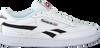Weiße REEBOK Sneaker low CLUB C REVENGE MU WMN  - small