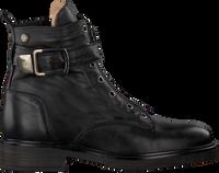 Schwarze NOTRE-V Biker Boots 01-325  - medium