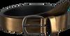 Goldfarbene LEGEND Gürtel 30209 - small
