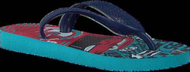 Blue HAVAIANAS shoe CARS  - large