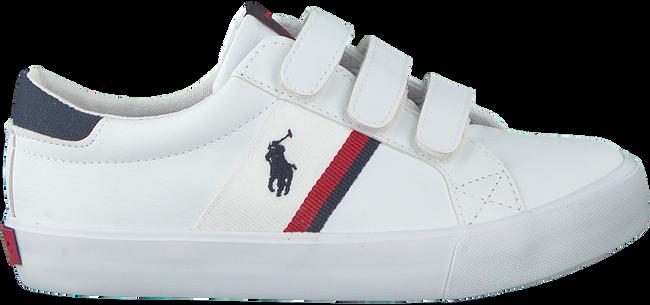 Weiße POLO RALPH LAUREN Sneaker low GAFFNEY EZ  - large