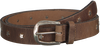 Cognacfarbene LEGEND Gürtel 25086 - small