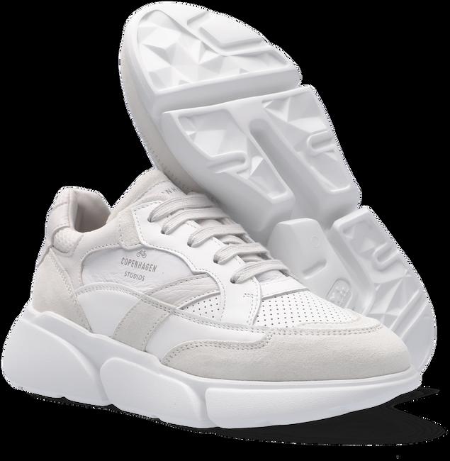 Weiße COPENHAGEN STUDIOS Sneaker low CPH555  - large
