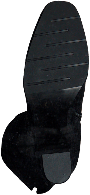 Schwarze NOTRE-V Hohe Stiefel AH98  - large