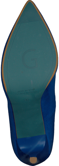 Blaue GIULIA Pumps G.8.GIULIA  - large