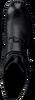 Schwarze OMODA Schnürstiefel 360001FY - small
