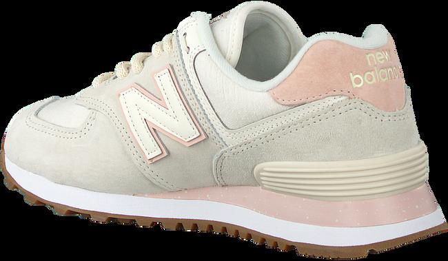 Weiße NEW BALANCE Sneaker low WL574  - large