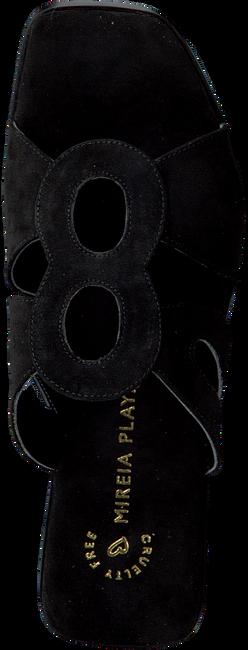 Schwarze MIREIA PLAYÀ Pantolette FRIDA  - large