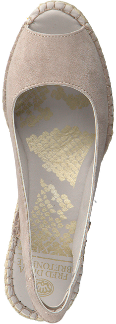 Taupe FRED DE LA BRETONIERE Espadrilles 153010157 FRS0176  - large
