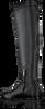 Schwarze DEABUSED Hohe Stiefel DEA-51  - small