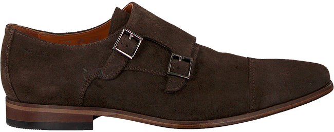 Braune VAN LIER Business Schuhe 1958909  - large