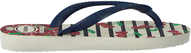 Blue HAVAIANAS shoe KIDS SLIM FASHION  - large