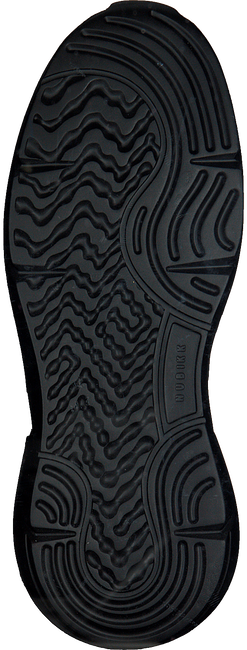 Schwarze NUBIKK Sneaker ELVEN BOULDER REFLECT  - large