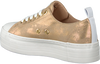 Goldfarbene GUESS Sneaker low BRIGS  - small