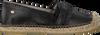Schwarze FRED DE LA BRETONIERE Espadrilles 152010084  - small