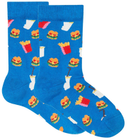 HAPPY SOCKS Socken HAMBURGER KIDS - medium
