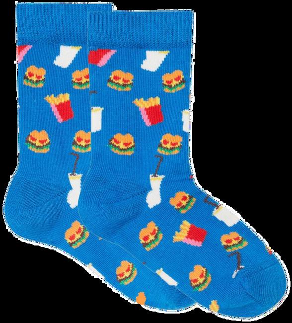 HAPPY SOCKS Socken HAMBURGER KIDS - large