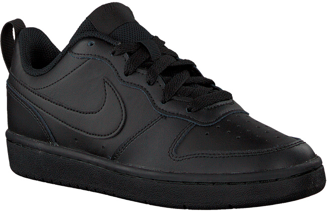 Schwarze NIKE Sneaker low COURT BOROUGH LOW (GS)  - large