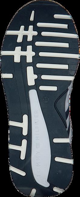 Blaue TOMMY HILFIGER Sneaker LOW CUT LACE UP SNEAKER  - large