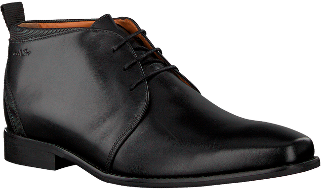 Schwarze VAN LIER Business Schuhe 1956502  - large