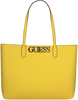 Grüne GUESS Handtasche UPTOWN CHIC BARCELONA TOTE  - small