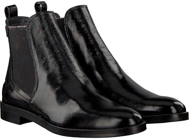 schwarze maripe chelsea boots 27373 schuhmode online. Black Bedroom Furniture Sets. Home Design Ideas