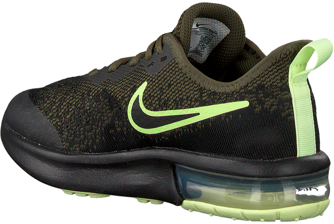 Grüne NIKE Sneaker AIR MAX SEQUENT 4  - large