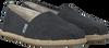 Schwarze TOMS Espadrilles ALPARGATA W - small