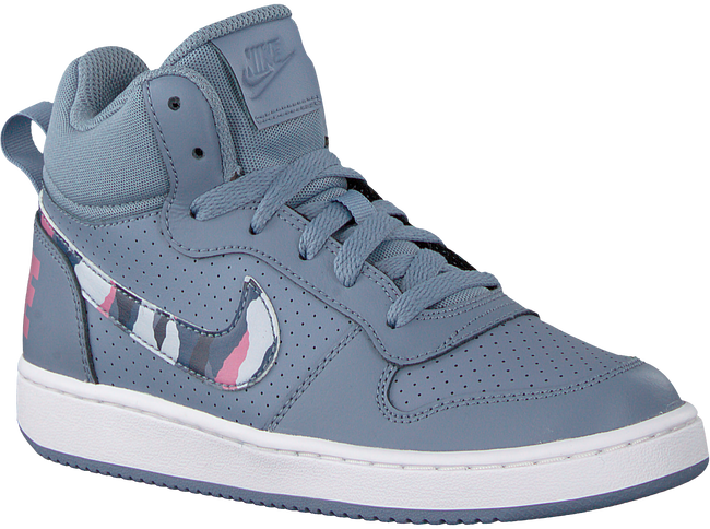 Graue NIKE Sneaker COURT BOROUGH MID (KIDS) - large