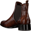 Cognacfarbene VERTON Chelsea Boots 567-010  - small