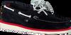 Blaue WOOLRICH Slipper BOAT SHOE  - small