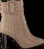 Taupe LOLA CRUZ Stiefeletten 285T78BK-D-I19  - small