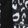 Schwarze Yehwang Handschuhe SPOTTED  - small