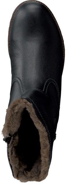Schwarze GABOR Hohe Stiefel 813  - large