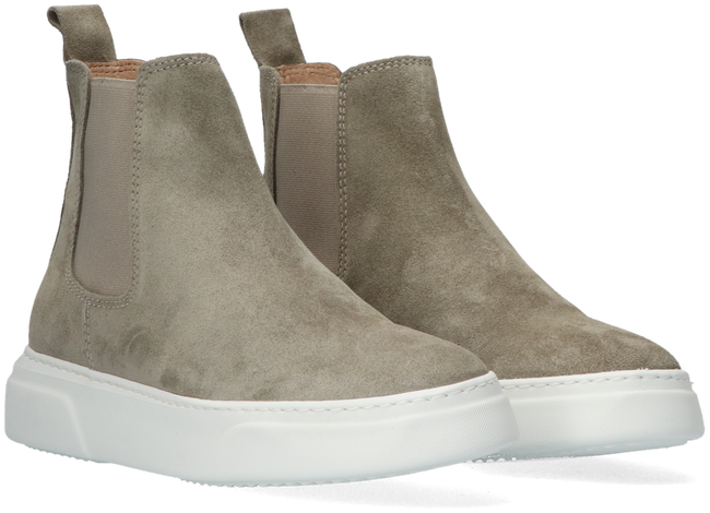 Taupe VIA VAI Chelsea Boots JUNO LEVY  - large