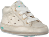 Silberne BUNNIES JR Sneaker ZUKKE ZACHT  - small