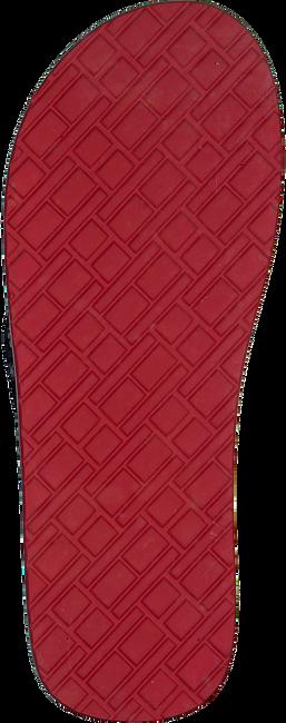 Blaue TOMMY HILFIGER Pantolette SMART TH BEACH SANDAL - large
