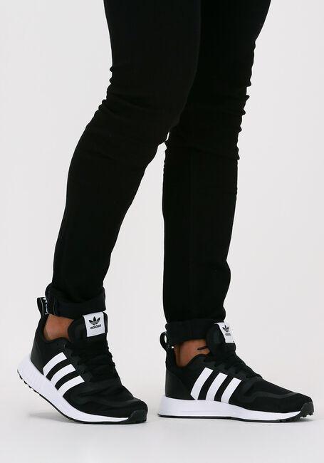 Schwarze ADIDAS Sneaker low MULTIX  - large