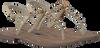 Beige LAZAMANI Sandalen 75.342 - small