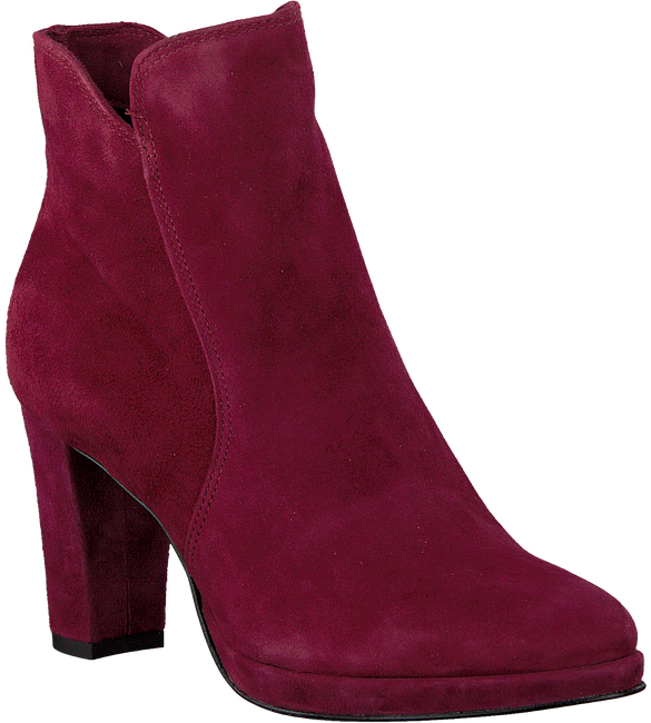 Rote NOTRE-V Stiefeletten 119 30050LX  - large