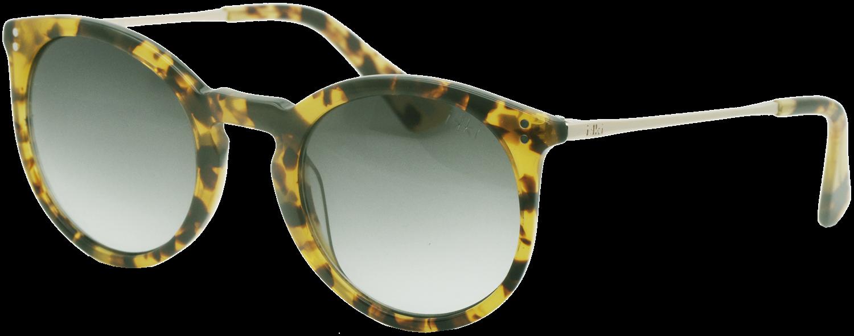 Grüne IKKI Sonnenbrille LUNA 3lrJS