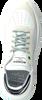 Weiße WOMSH Sneaker low VEGAN  - small