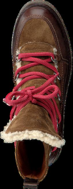Cognacfarbene VIA VAI Ankle Boots 5102046 - large